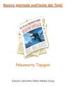 Paleomarty Topigoni - Nuovo giornale sull'Isola dei Topi!