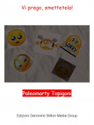 Paleomarty Topigoni - Vi prego, smettetela!
