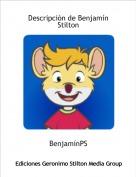 BenjamínPS - Descripción de Benjamín Stilton