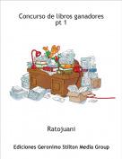 Ratojuani - Concurso de libros ganadores pt 1