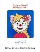 Marti-gatto - Il giornalino di Marti-gatto N 1