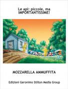 MOZZARELLA AMMUFFITA - Le api: piccole, ma IMPORTANTISSIME!