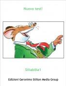 Siliabilia1 - Nuovo test!