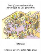 Ratojuani - Test ¿Cuanto sabes de los personajes de GS? ganadores