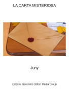 Juny - LA CARTA MISTERIOSA