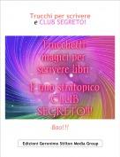 Bao!!! - Trucchi per scriveree CLUB SEGRETO!