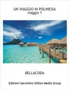 BELLACODA - UN VIAGGIO IN POLINESIAviaggio 1