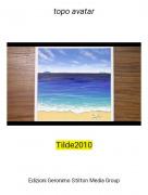 Tilde2010 - topo avatar
