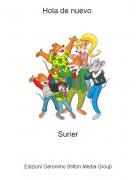 Surier - Hola de nuevo.