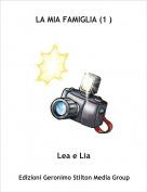 Lea e Lia - LA MIA FAMIGLIA (1 )