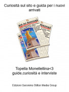 Topella Monellellina<3 guide,curiosità e interviste - Curiosità sul sito e guida per i nuovi arrivati