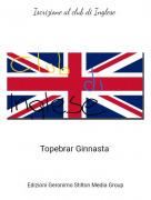 Topebrar Ginnasta - Iscrizione al club di Inglese