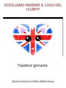 Topebrar ginnasta - SCEGLIAMO INSIEMO IL LOGO DEL CLUB!!!!!
