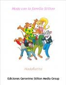 HadaRatita - Moda con la familia Stilton