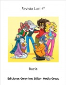 Rucía - Revista Luci 4º