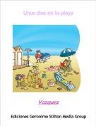 Vazquez - Unos días en la playa
