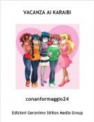 conanformaggio24 - VACANZA AI KARAIBI