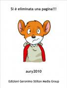aury2010 - Si è eliminata una pagina!!!