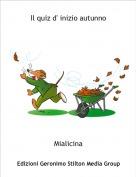 Mialicina - Il quiz d' inizio autunno