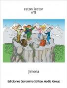 jimena - raton lector nº8