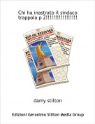 damy stilton - Chi ha inastrato il sindaco trappola p 2!!!!!!!!!!!!!!!!!