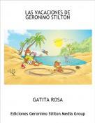 GATITA ROSA - LAS VACACIONES DE GERONIMO STILTON
