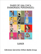 SURIER - DIARIO DE UNA CHICA ENAMORADA( PERSONAGES)