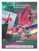 Shafita - ¿Crees en los Sueños?-Presentación-