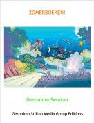 Geronimo Semton - ZOMERBOEKEN!