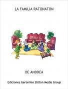 DE ANDREA - LA FAMILIA RATONATON