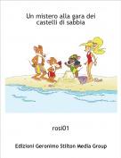 rosi01 - Un mistero alla gara dei castelli di sabbia