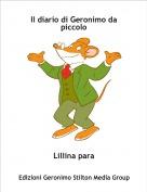 Lillina para - Il diario di Geronimo da piccolo