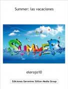elerojo10 - Summer: las vacaciones