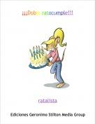 ratalista - ¡¡¡Doble ratocumple!!!