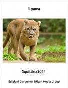 Squittina2011 - Il puma