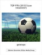 gaiatopa - TOP-FIFA 2013!!!(con votazione!)
