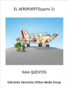 NAIA QUESITOS - EL AEROPUERTO(parte 2)