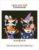 SasahQuesah - Halloween NightPresentación