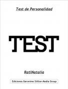 RatiNatalia - Test de Personalidad