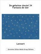 Lennert - De geheime sleutel 34Fantasia de ster
