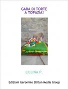 LILLINA P. - GARA DI TORTEA TOPAZIA!