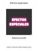 RatoArcoíris46 - Efectos especiales