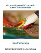Asia Pannacotta - chi sono i passati al secondo turno? importanteee