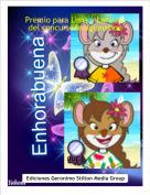 nuca - Premio para Lena y Laralala del concurso Imagianation