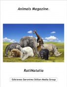 RatiNatalia - Animals Magazine.