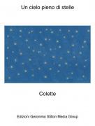 Colette - Un cielo pieno di stelle