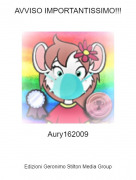 Aury162009 - AVVISO IMPORTANTISSIMO!!!