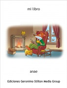 anae - mi libro