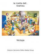 Nictopa - la ricetta dell..tiramisu