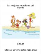 BINE34 - Las mejores vacaciones del mundo